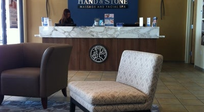 Photo of Spa Hand & Stone Massage and Facial Spa at 8310 Mills Drive, Miami, FL 33183, United States