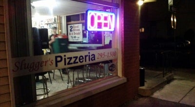 Photo of Pizza Place Slugger's Pizzeria at 701 N Queen St, Lancaster, PA 17603, United States