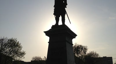 Photo of Monument / Landmark Памятник Петру I at Комсомольский Сквер, Таганрог, Russia