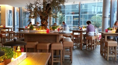 Photo of Italian Restaurant Vapiano at Rheinstr. 4g, Mainz 55116, Germany