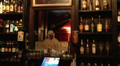 Photo of Pub Churchill's - The English Pub at Schildknaapsstraat 29 Rue De L'ecuyer, Brussels 1000, Belgium