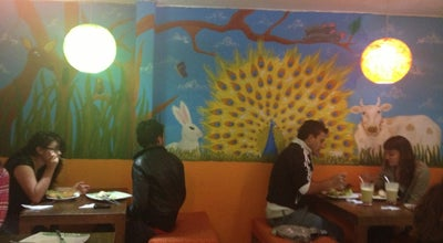Photo of Vegetarian / Vegan Restaurant Maha Vegetarian Food at Carrera 7 # 46-42, Bogotá, Colombia