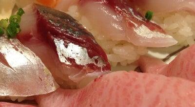 Photo of Sushi Restaurant すし処 わかたけ 思案橋 at 寄合町2-1, Nagasaki 850-0901, Japan