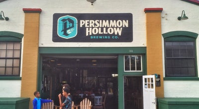 Photo of Brewery Persimmon Hollow Brewing Company at 111 W Georgia Ave, Deland, FL 32720, United States