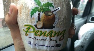Photo of Dessert Shop Joez Coconut Jelly at Jalan Dato Keramat, George Town 10150, Malaysia