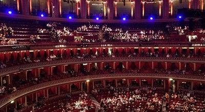Photo of Concert Hall Royal Albert Hall at Kensington Gore, South Kensington SW7 2AP, United Kingdom