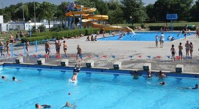 """Photo of Pool Pływalnia POSiR """"Chwiałka"""" at Chwiałkowskiego 34, Poznań 61-553, Poland"""
