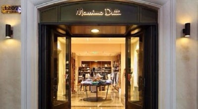 Photo of Boutique Massimo Dutti at 1187 W Nanjing Rd, Shanghai, Sh, China