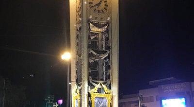 Photo of Monument / Landmark หอนาฬิกา (Clock Tower) at Rama Vl Rd, Trang 92000, Thailand
