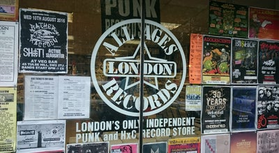 Photo of Tourist Attraction All Ages Records at 27a Pratt Street, London NW1 0BG, United Kingdom