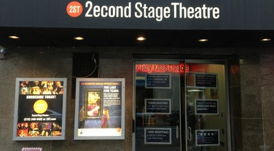 Photo of Theater 2econd Stage Theatre at 307 W 43rd St, New York, NY 10036, United States