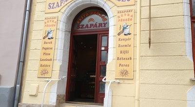 Photo of Bakery Szapáry Extra Pékség at Hungary