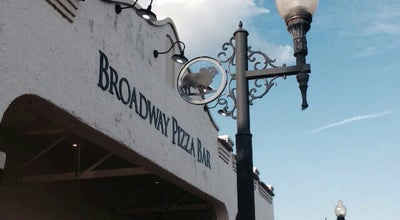 Photo of Pizza Place Broadway Pizza Bar at 403 Broadway, Kissimmee, FL 34741, United States