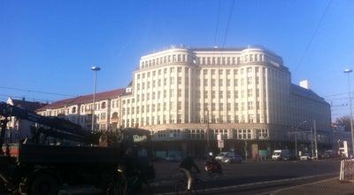 Photo of Hotel Soho House at Torstr. 1, Berlin 10119, Germany