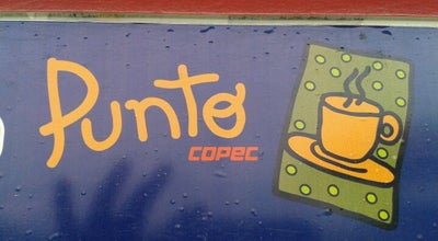 Photo of Cafe Punto Copec at Limache, Chile