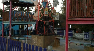 Photo of Playground Acme Fun Factory at Six Flags Discovery Kingdom, Vallejo, CA 94589, United States