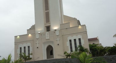 Photo of Church Igreja Nossa Senhora de Fátima at R. Souza Dutra, Florianópolis, Brazil