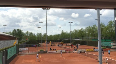 Photo of Tennis Court Bastion Baselaar at Meester Vriensstraat 1, 's-Hertogenbosch 5246 JS, Netherlands