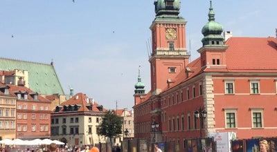 Photo of Castle Zamek Królewski at Pl. Zamkowy 4, Warszawa 00-277, Poland