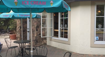 Photo of Ice Cream Shop Marble Slab Creamery at 242-a East Meadow Drive, Vail, CO 81657, United States