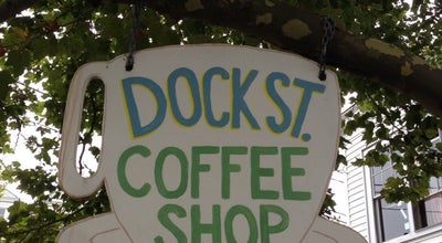 Photo of Coffee Shop Dock Street Coffee Shop at 2 Dock St, Edgartown, MA 02539, United States