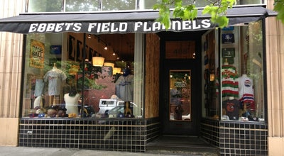 Photo of Tourist Attraction Ebbets Field Flannels at 119 S Jackson St, Seattle, WA 98104, United States