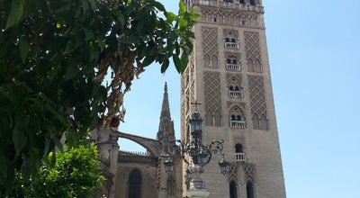 Photo of Monument / Landmark La Giralda at Plaza Virgen De Los Reyes, Sevilla 41001, Spain