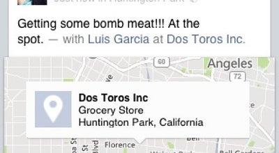 Photo of Butcher Dos Toros Meat Market at 7029 Santa Fe Ave, Huntington Park, CA 90255, United States