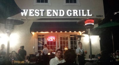 Photo of American Restaurant West End Grill at 1680 Sw Saint Lucie West Blvd, St Lucie West, FL 34986, United States