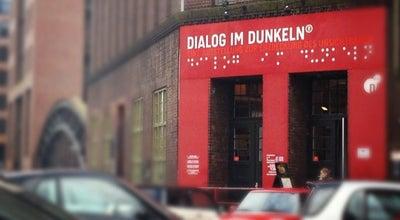 Photo of General Entertainment Dialog im Dunkeln at Alter Wandrahm 4, Hamburg 20457, Germany
