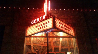 Photo of Indie Movie Theater Central Cinema at 1411 21st Ave, Seattle, WA 98122, United States