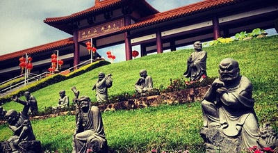 Photo of Buddhist Temple Templo Zu Lai at Estr. Fernando Nobre, 1461, Cotia 06705-490, Brazil