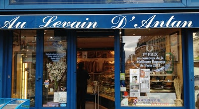 Photo of Bakery Au Levain d'Antan at 6 Rue Des Abbesses, Paris 75018, France