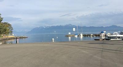 Photo of Lake Cercle de la voile de Vidy at Switzerland