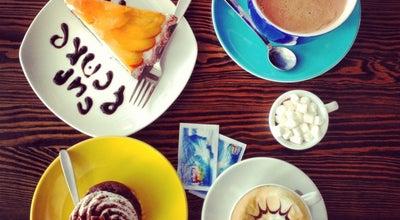 Photo of Cupcake Shop Cup&Cake / Кап&Кейк at Вул. Велика Васильківська, 57/3, Київ 03150, Ukraine