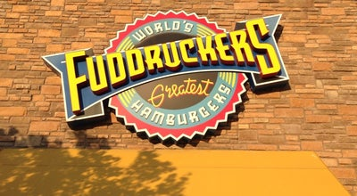 Photo of Burger Joint Fuddruckers at 1732 S. Loop 288, Denton, TX 76205, United States
