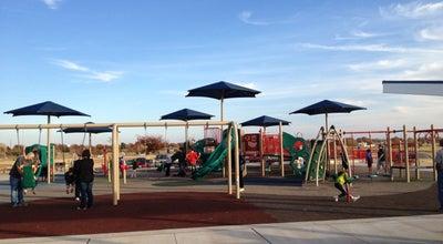 Photo of Playground Oklahoma Lions Children's Park at Oklahoma City, OK 73120, United States