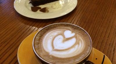Photo of Coffee Shop Cafe Savoureaux at Richmond, BC, Canada