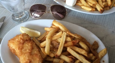 Photo of Fish and Chips Shop Montgomery's Cottage Lunch - Fish And Chips at 15539 Marine Dr, White Rock, BC, Canada