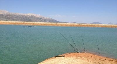Photo of Lake Atabey Göleti at Atabey, Turkey