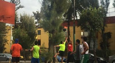 Photo of Basketball Court Canchas de basket Balbuena at Luis De La Rosa, Jardín Balbuena 15900, Mexico