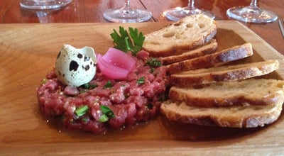 Photo of Italian Restaurant Bricco Wine Bar at 3047 Dundas St West, Toronto, On M6P 1Z5, Canada