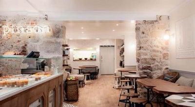 Photo of Vegetarian / Vegan Restaurant Café Pinson at 6 Rue Du Forez, Paris 75003, France