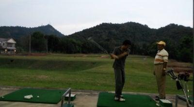 Photo of Golf Course สนามไดร์ฟคอเขา at Si Racha, Thailand