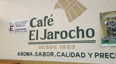 Photo of Cafe Café El Jarocho at Division Del Norte 2761, Mexico City, Mexico