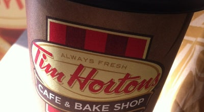 Photo of Bakery Tim Horton's at 1286 Broadway, New York, NY 10001, United States