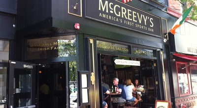 Photo of Irish Pub McGreevy's at 911 Boylston St, Boston, MA 02115, United States