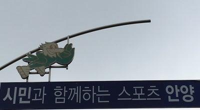 Photo of Skate Park 안양 인라인 롤러 전용 경기장 at 동안구 비산동 156-6, 안양시, South Korea