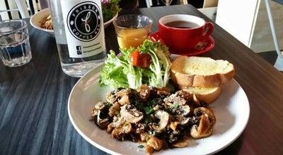Photo of Cafe Frisson Coffee Bar at 71, Jalan Ss 21/1a, Petaling Jaya 47400, Malaysia