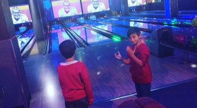 Photo of Bowling Alley Round 1 Bowling & Amusement at 2800 N Main St, Santa Ana, CA 92705, United States